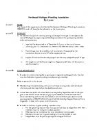 NEMWA By-Laws Final 11-9-19